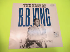 BB KING -- THE BEST OF LP EX UK ACE