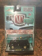 1956 Ford Coe Tow Truck Chase Car M2 Machines 1:64