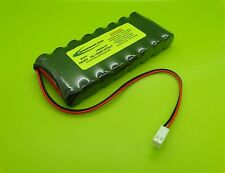 1000mA 9.6V TRANSMITTER Tx BATTERY FITS FUTABA 6XA/H 6XAS/H NT8JY / MADE IN USA