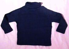 T-shirt *Blauer Rolli Sweatshirt  gr 104 *