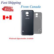 Samsung Galaxy S5 V SM-G900 i9600 Battery Back Door Cover Grey Black