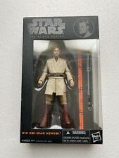 Star Wars Black Series Obi-Wan Kenobi Orange Line #10 Unopened MIB
