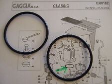2 x Gaggia Classic,Baby, Coffee - Boiler Gaskets,Seal/O Rings,EPDM, DM0041/082