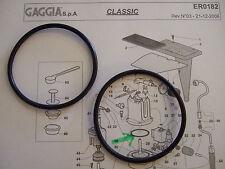 2 x Gaggia Classic, BABY, Caffè-CALDAIA guarnizioni, Guarnizione/O rings, EPDM, DM0041/082