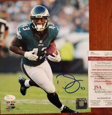 Darren Sproles Autograph Signed Philadelphia Eagles 8x10 Photo JSA COA Holo Auto