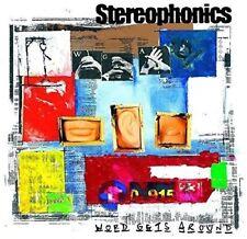 STEREOPHONICS - WORD GETS AROUND (VINYL)   VINYL LP NEW+