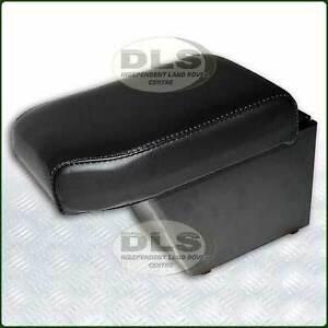 LAND ROVER FREELANDER 2 LHD w/o Armrests - Cubby Box Black to`12 (DA5105)