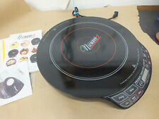 Nuwave Precision 2 Induction Cooking Stove Cook Top Model 30141AQ  Chipped AS IS