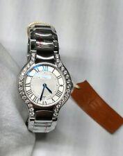 Ebel Women's Beluga Diamond Stainless Steel Roman Watch 30mm