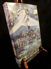 Marc NORMAN Fool's Errand stated First Edition 1978