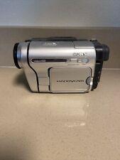 Sony Handycam CCD-TRV138 8mm Hi-8 Video Camcorder (read Description)