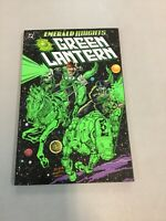 Green Lantern Emerald Knights Paperback Tpb DC comics 1998 First Print OOP