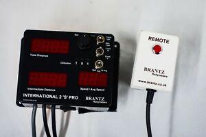 Brantz International 2S Pro Rally Trip Meter