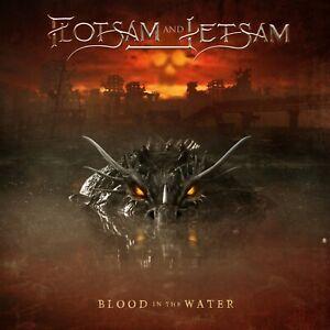 FLOTSAM AND JETSAM - Blood In The Water - Digipak-CD - 884860377126