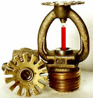 Brass Pendent Quick Response Sprinkler Heads 1/2' NPT, 155*F