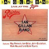 Ian Gillan Band - Live at the Rainbow (2002)  CD  NEW/SEALED  SPEEDYPOST