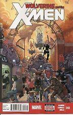 Wolverine And The X- Men #40 (NM)`14 Aaron/ Larraz