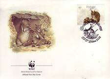 645+ FDC ENVELOPPE 1er JOUR ANIMAUX SAUVAGES PORTUGAL