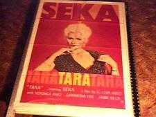 TARA  MOVIE POSTER SEXPLOITATION SEKA GREAT!!!!