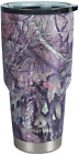 MOSSY OAK Stainless Steel Camo Tumbler - 30 Oz Double Wall Vacuum Camouflage