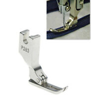 Stainless Industrial Zipper Presser Foot P363 For Brother Juki Sewing MachineFLA