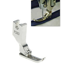 Stainless Industrial Zipper Presser Foot P363 For Brother Juki Sewing MachineDR