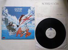 Focus Mother Focus Japan LP White Label Promo