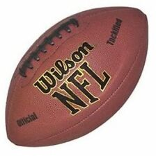 Wilson Sports Wilson NFL All Pro Game Football Official Size WTF1455
