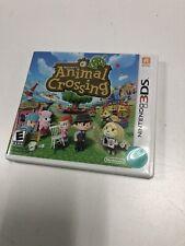 Animal Crossing: New Leaf (Nintendo 3DS) $.01 STARTING BID!