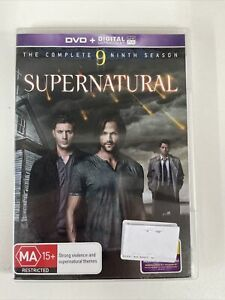Supernatural The Complete Ninth Season - DVD Series Free Post