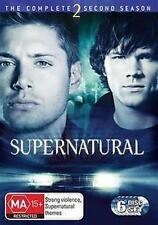 SUPERNATURAL Complete Second (2) Season 6DVD NEW