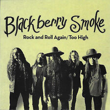 BLACKBERRY SMOKE Rock And Roll Again w Too High SEALED CD Charlie Starr Nihilist