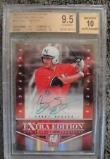 COREY SEAGER #5/10 JERSEY #5 2012 ELITE GREEN INK DODGERS ROOKIE BGS 9.5 AUTO 10