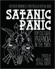 Satanic Panic : Pop-Cultural Paranoia in The 1980s (2016, Paperback)