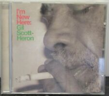 GIL SCOTT HERON - Im New Here ~ CD ALBUM