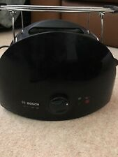 Bosch TAT6L132 Private Collection Compact Toaster Black 2 Slices