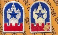 US Army Engineer Command Europe uniform patch m/e