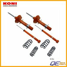 Front Volkswagen Golf Jetta 2000 2001 2002 - 2006 Suspension Kit Koni 11205261