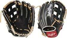 "Rawlings PRO3039-6BCF 12.75"" Heart of The Hide Hyper Shell Baseball Glove Pro H"
