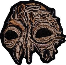 The Fly Embroidered Patch Horror Movie Seth Brundle Jeff Goldblum Return Curse