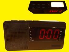 Radiowecker LED-Nachtlicht/Uhrenradio/Radio Alarm Clock/UKW/PLL-Radio/AUX IN MP3