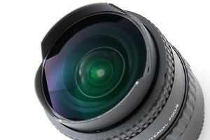Tokina AT-X 107 DX FISHEYE 10-17mm F3.5-4.5 Lens for Canon From JAPAN 847123