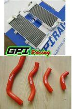 radiator +HOSE Honda CRF450X CRF 450X 2005-15-2016 2007 2008 2009 2010 2014 13