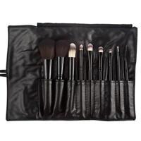 9pcs Makeup Pro Brushes Set Kits Blending Eye Shadow Powder Cosmetic Brush Tool