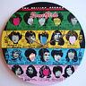 "The Rolling Stones - Some Girls (1978) - 12"" Vinyl Record Clock"