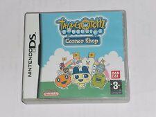 TAMAGOTCHI CONNEXION: CORNER SHOP (Nintendo DS, 2006) - version européenne