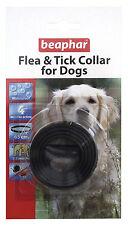 Beaphar Flea & Tick Collar For Dogs Plastic Collar Black - Valentina Valentti UK