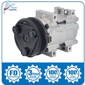 New A/C Compressor 58146 fits Ford Focus 03-04 Taurus 96-00 Continental 95-02