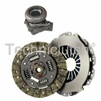 NATIONWIDE 2 PART CLUTCH KIT AND CSC FOR VAUXHALL ASTRA HATCHBACK 1.8 16V