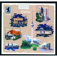 Bloc Feuillet BF88 - Capitales européennes - Berlin - 2005